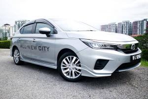 简短讲评:2020款Honda City 1.5L V——家用小车的好选择