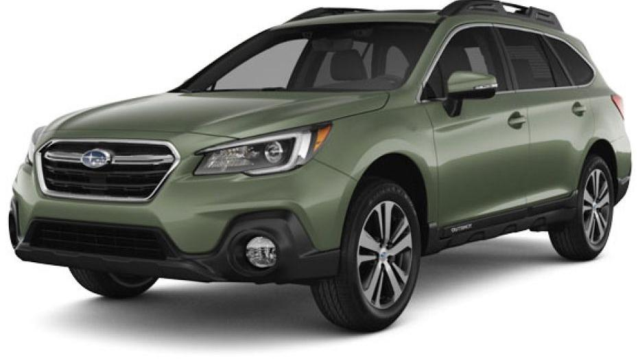 Subaru Outback (2018) Others 006