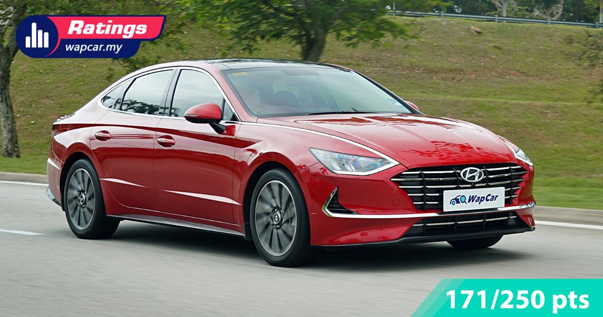 Ratings: 2021 Hyundai Sonata 2.5 Premium - Decent all round, no outstanding aspect 01