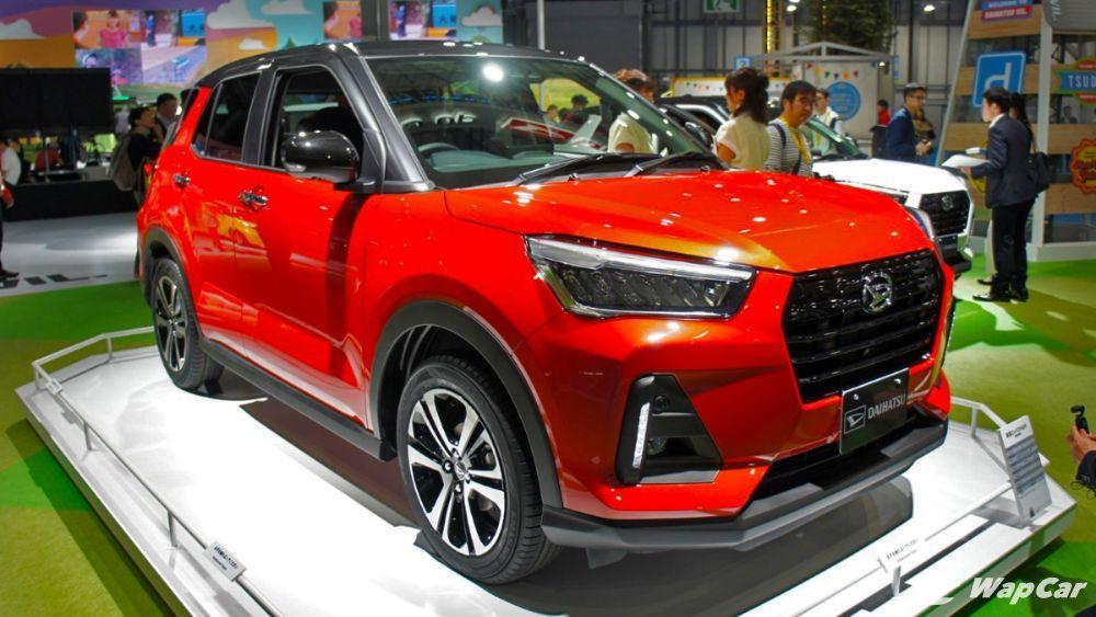 2020 Daihatsu Rocky front