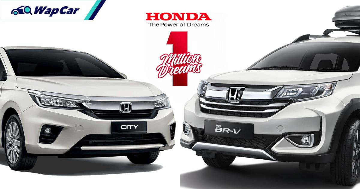 Shopping for a Vios? Honda wants to give you RM5k in rebates for Honda City and BRV 01