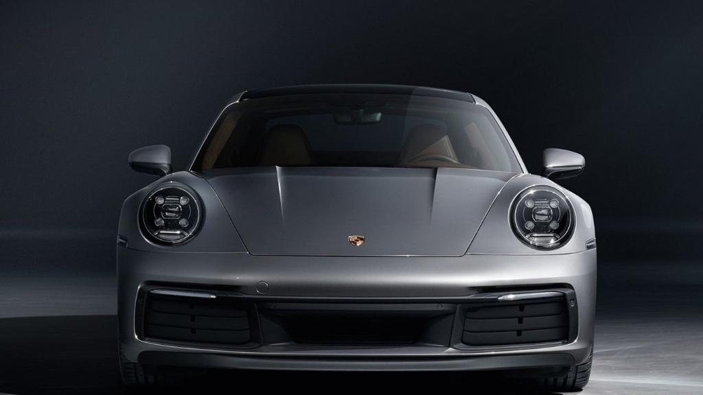 2019 Porsche 911 The New 911 Carrera S Exterior 002