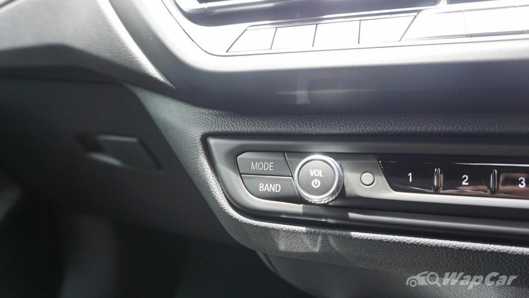 2020 BMW 2 Series 218i Gran Coupe Interior 040
