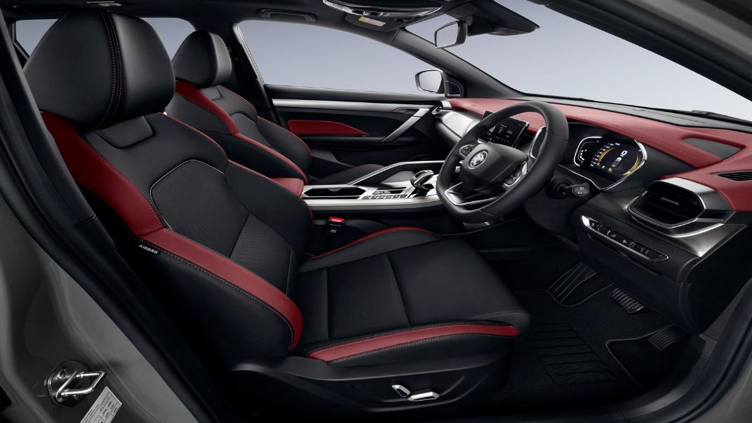 2020 Proton X50 1.5T  Flagship Interior 129