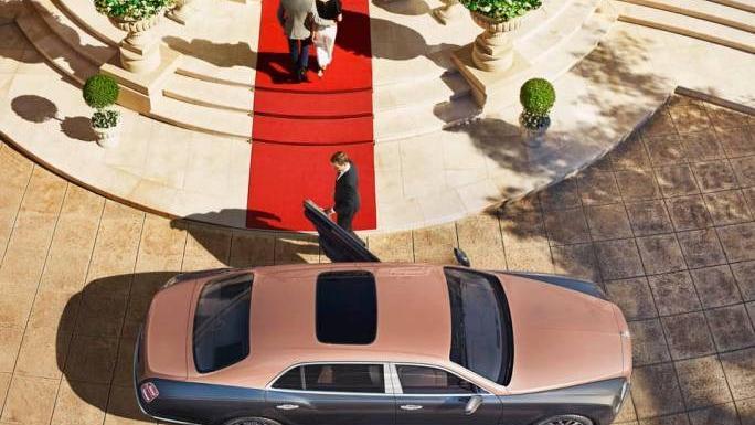 Bentley Mulsanne (2017) Exterior 005