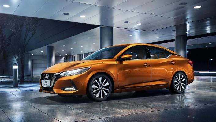 2020 Nissan Sylphy International Version Exterior 004