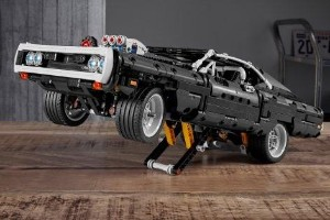 Lego unveils Dom's Dodge Charger from The Fast & Furious