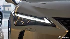 2020 Lexus UX 200 Luxury Exterior 009