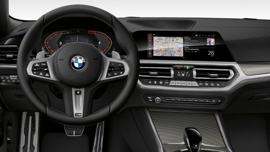 BMW 3 Series (2019) Interior 001