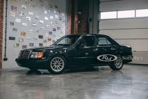 This Mercedes has a BMW heart: Sacrilege or genius?