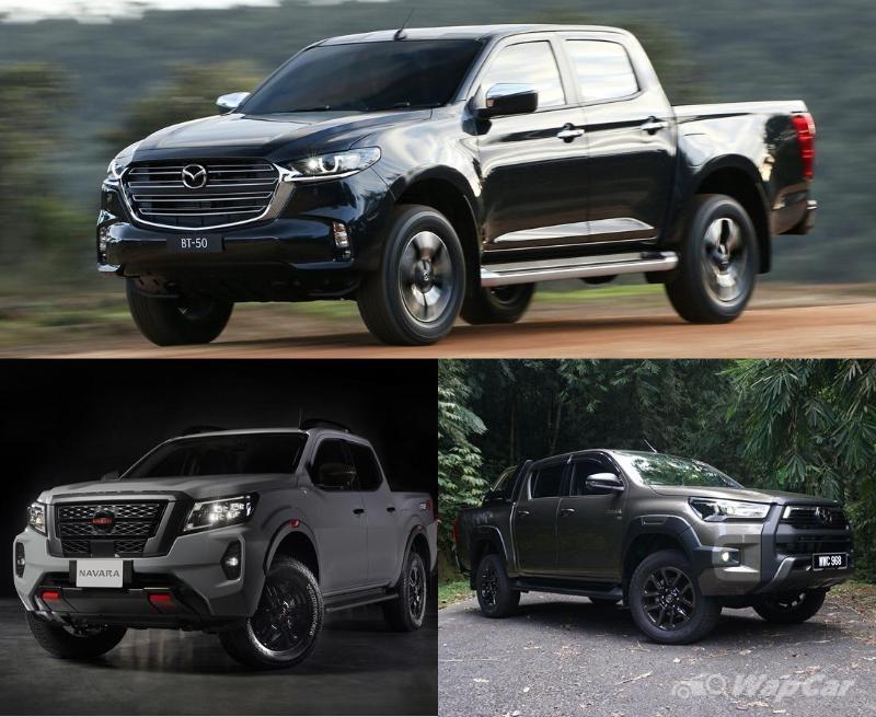 New vs Old – 2021 Ford Ranger Wildtrak facelift vs pre-facelift 02