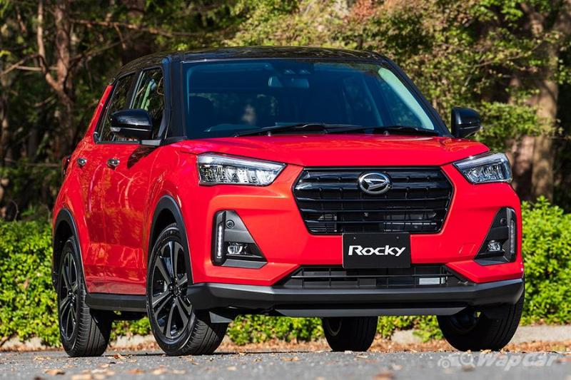 Indonesia to launch Daihatsu Connect with Rocky, Perodua D55L to follow? 02