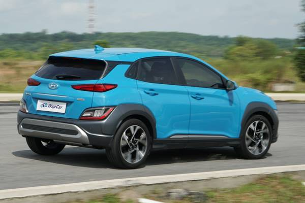 Ratings: 2021 Hyundai Kona 2.0 Active in Malaysia - Class-leading smoothness, at a price