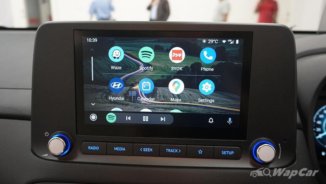 2021 Hyundai Kona 2.0 Active Interior 017