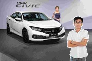 Video: 2020 Honda Civic 1.5 Turbo Facelift, Better Value Than the Mazda 3 & Toyota Corolla Altis?