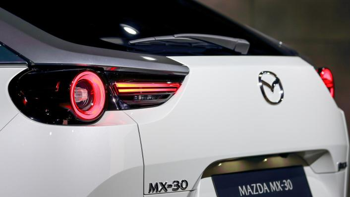 2020 Mazda MX-30 Upcoming version Exterior 007
