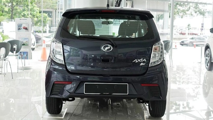 2018 Perodua Axia SE 1.0 AT Exterior 006