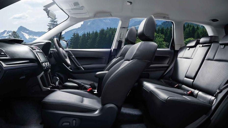 Subaru Forester (2018) Interior 006