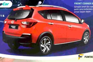 Perodua Myvi Cross brochure leaked, most likely an April Fool's joke