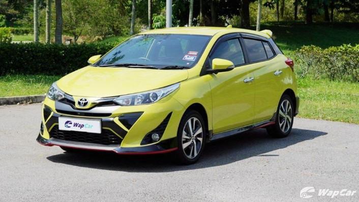 2019 Toyota Yaris 1.5G Exterior 001
