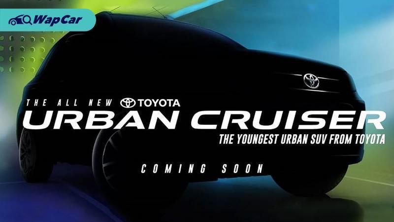 Toyota Urban Cruiser 2020: Kemunculan SUV kurang 4-meter tidak lama lagi, berkemungkinan hibrid 01