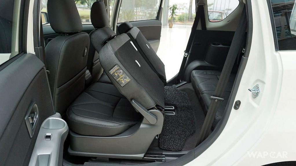 2018 Perodua Alza 1.5 AV AT Interior 054
