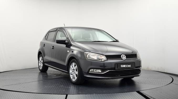 2017 Volkswagen POLO HATCHBACK 1.6