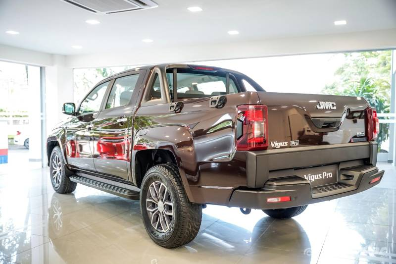 Ford-powered JMC Vigus Pro launched in Malaysia, Hilux rival priced at RM 98,888 02