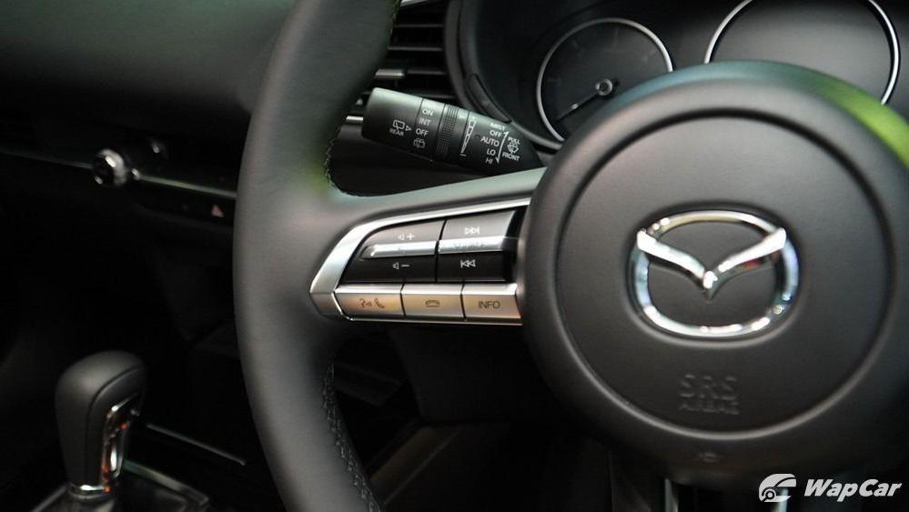 2020 Mazda CX-30 Interior 006