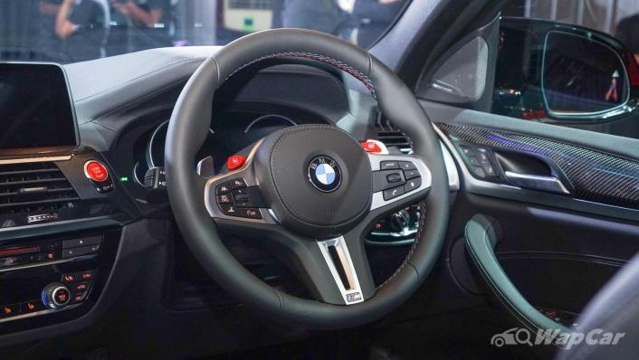 2020  BMW X4 M Competition Interior 003