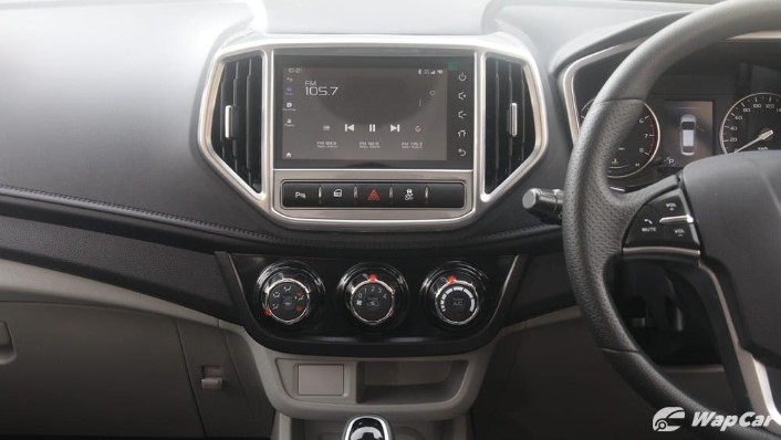 2019 Proton Persona 1.6 Premium CVT Interior 003