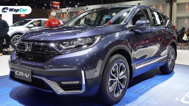 Baru lwn. Lama: Honda CR-V 2020 facelift – apa yang baru? 01