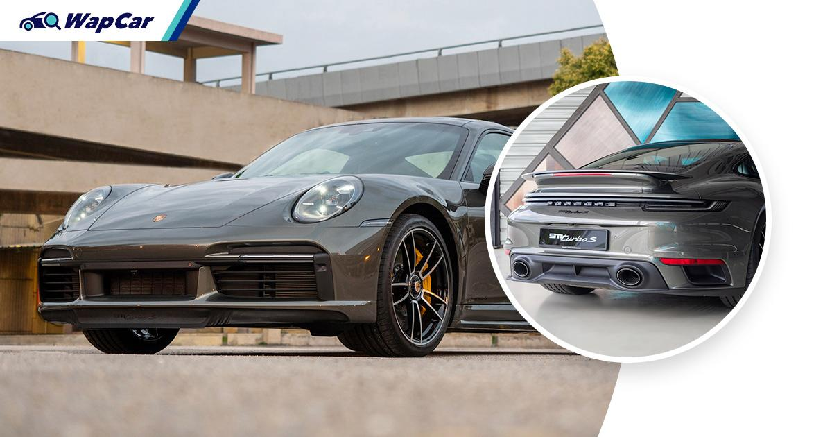 Priced from RM 2.2m, Porsche 911 Turbo S lands in Malaysia! AWD, 650 PS, 800 Nm 01