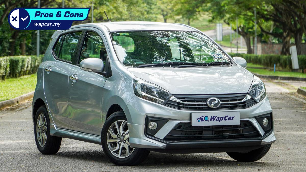 Pros and Cons: Perodua Axia – The best car for young Malaysians? 01