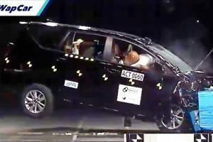 Toyota Innova 2021 menerima taraf keselamatan 5 bintang untuk ASEAN NCAP!