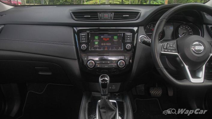 2019 Nissan X-Trail 2.0 2WD Hybrid Interior 005