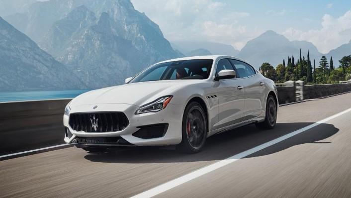 Maserati Quattroporte (2019) Exterior 003