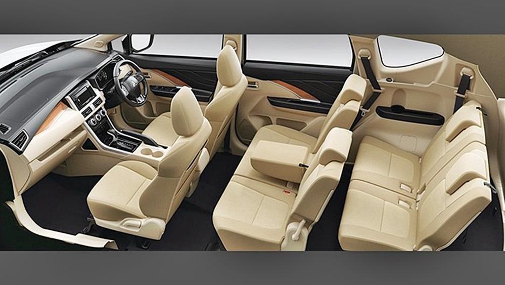 2020 Mitsubishi Xpander Upcoming Version Interior 011