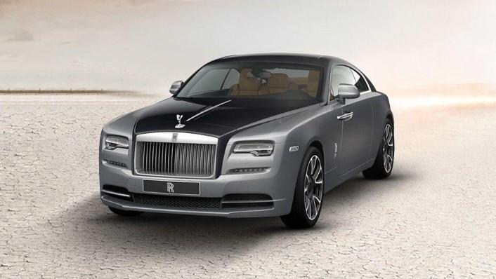 2013 Rolls-Royce Wraith Wraith Exterior 001