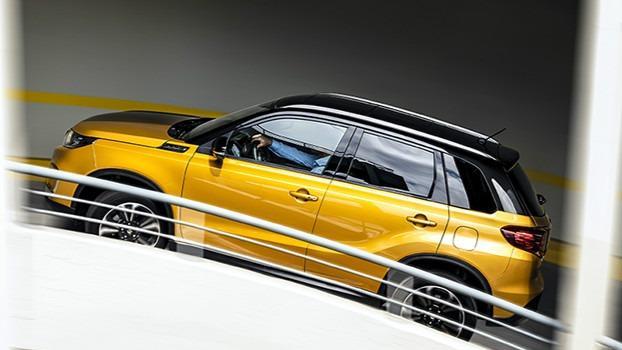Suzuki Vitara (2018) Exterior 014