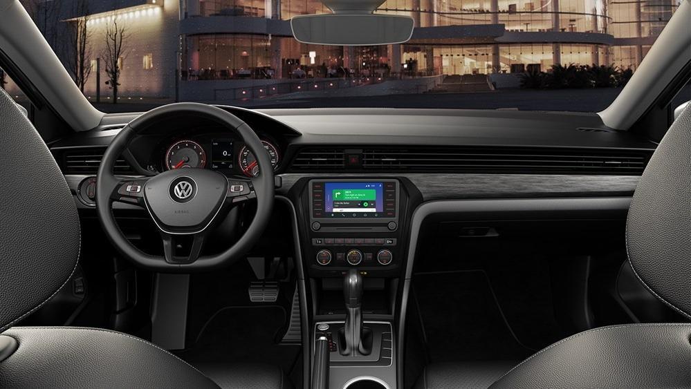 2020 Volkswagen Passat Interior 002