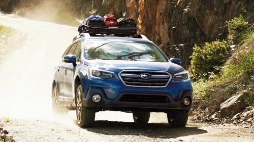 Subaru Outback (2018) Exterior 004
