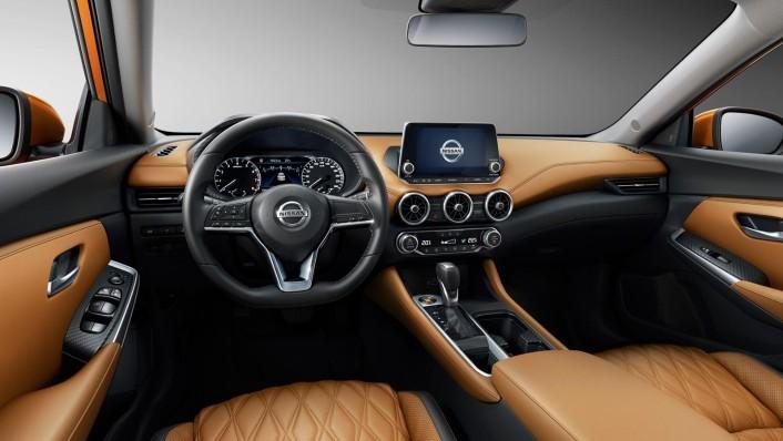 2020 Nissan Sylphy International Version Interior 003