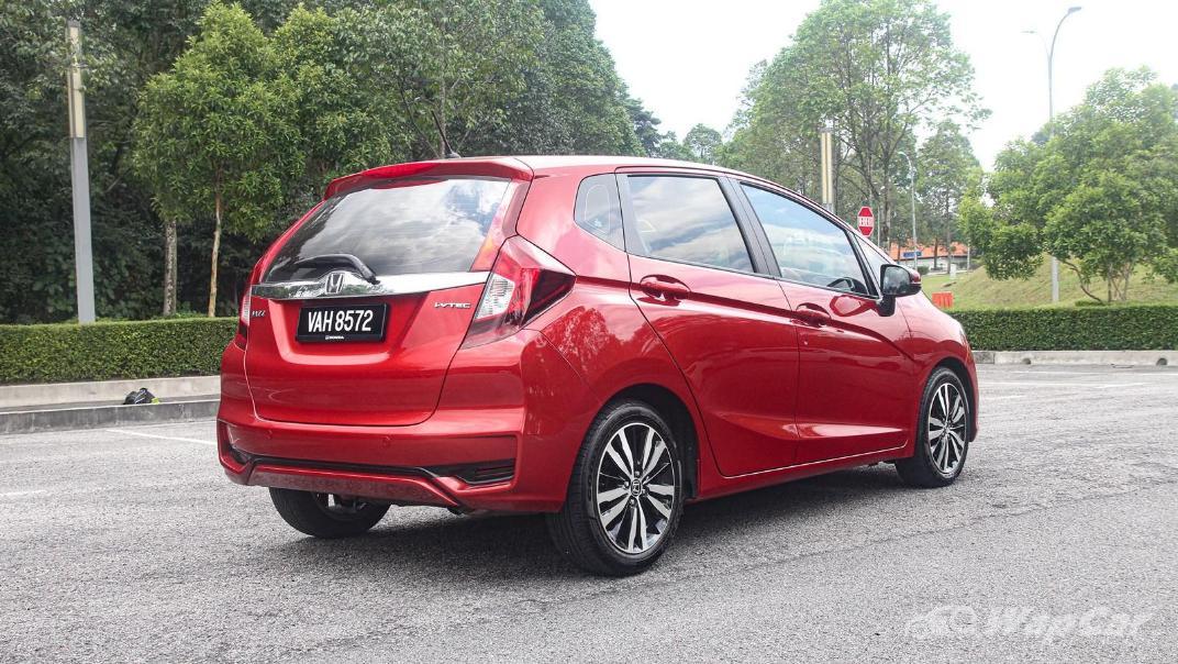2019 Honda Jazz 1.5 V Exterior 005