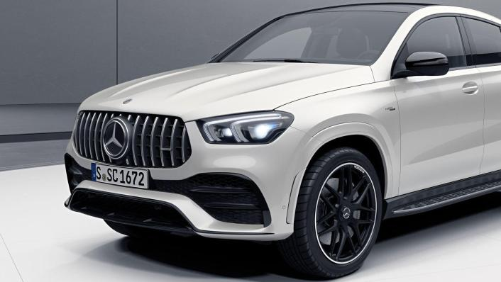 2020 Mercedes-Benz AMG GLE 53 4Matic Coupe Exterior 003