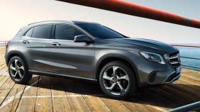 Mercedes-Benz GLA (2018) Exterior 004