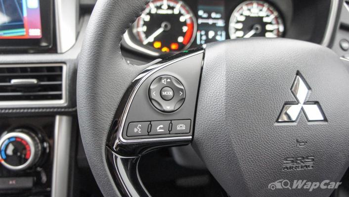 2020 Mitsubishi Xpander 1.5 L Interior 006
