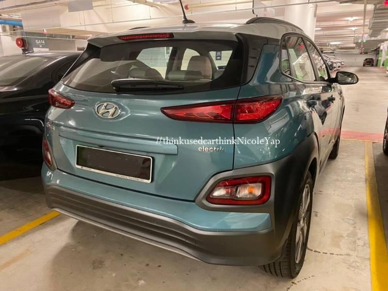 Fancy a Korean EV? This Hyundai Kona EV can be yours for RM 180k 02