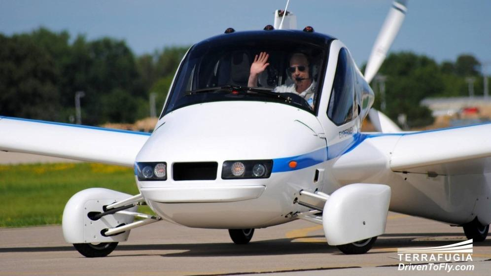 Did you know that Geely has a flying car that works? 01