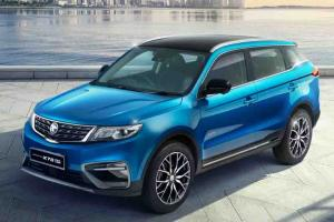 You can also have it in red, the 2,000 units-only 2021 Proton X70 SE launched in Malaysia